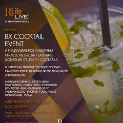 Do Not Miss: Renaissance Dupont Circle Hotel's Summer 2012 RX Party This Wednesday