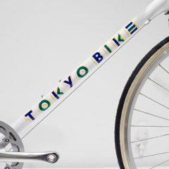 6 Rising Artists Customize New Bikes At Tokyo Bike's London Launch
