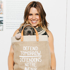 Last Night's Parties: Sophia Bush Carries Her Bag For A Cause, LMFAO Takes Over The Staples Center & More