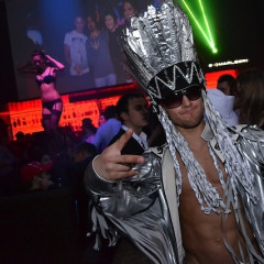 Rich, Raging, Russians: A Night In Moscow