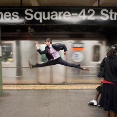 Photographer Captures Dancers Around NYC