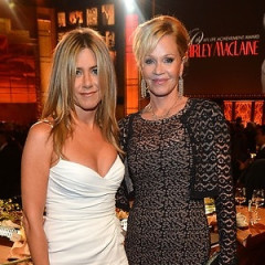 Last Night's Parties: Jennifer Aniston, Jack Nicholson, Dakota Fanning Honor Shirley MacLaine, Jamie Chung Hits E3 & More
