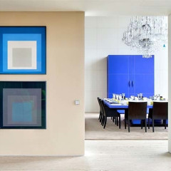 Home Sweet Hermes: An Apartment Decorated Exclusively By Hermes