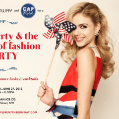 You're Invited! Life, Liberty & The Pursuit Of Fashion On June 27
