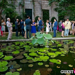 Last Night's Parties: The Standard & SPiN Host Ping-Pong At Le Bain, And The Frick Garden Party