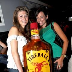 Wilson Tavern's Fireball Party