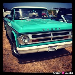 Hamptons Car Of The Day: Old Dodge Hangs Out At Ditch Plains
