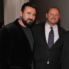 Celebrities Attend amfAR Gala, Kiehl's Liferide