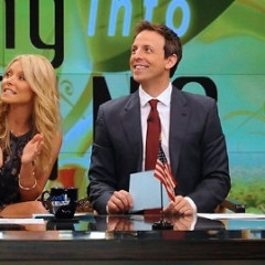 My, Oh Meyers: 5 Reasons Why Seth Meyers Should Host (The AM) Live!