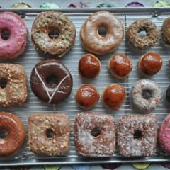 Move Over Cupcakes, Donuts Are The Next Trend