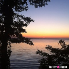 Summer Photo Of The Day: A Fourth Of July, Part One, Sunset
