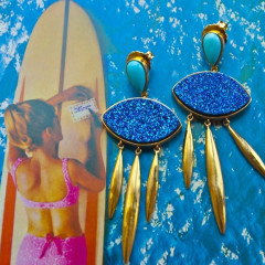 StyleBomb's Perfect Summer Earrings Are So Cute They Might Have Magic Powers