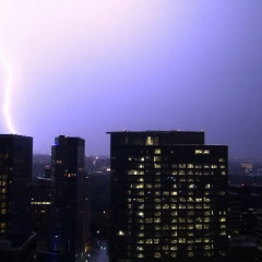 Amazing Lightning Shots From DC's 2012 Derecho