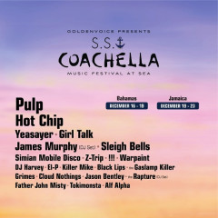 All Aboard The S.S. Coachella: The First Music Festival At Sea