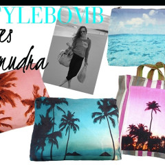 StyleBomb Loves Samudra And Their Graphic Destination Bags