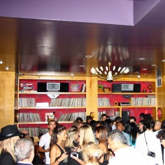 Last Night's Parties: Lovecat Magazine 'Return Of The Bombshell' Issue Release At No. 8, And More!