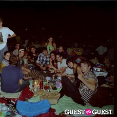 Cinespia Hosts A Sleep Away Camp Throwback With A Hollywood Forever Graveyard Slumber Party