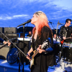 Over The Weekend: The Kills Perform A Blow Out Concert And Topshop Pop Up At The Surf Lodge