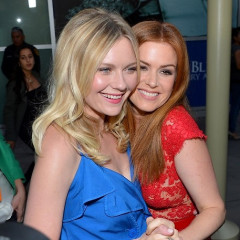 Last Night's Parties: Kirsten Dunst, Isla Fisher, Lizzy Caplan & Ashley Greene Hit Their Hollywood Movie Premieres
