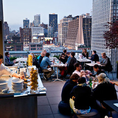 Raise The Bar, Raise The Roof: NYC's Best New Rooftop Bars