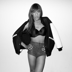 Daily Style Phile: Mykki Blanco Is Hip Hop's Newest Trans Star