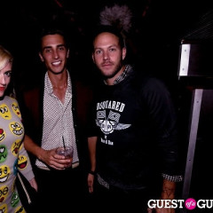 Inside The NYLON August Issue Release Party At Blok Hosted By Ashley Greene