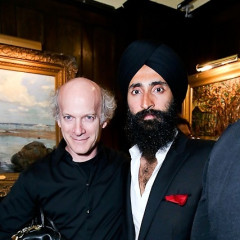 Forevermark Celebrates House Of Waris Collaboration With Waris Ahluwalia