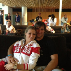 Maria Kirilenko And Ovie Are NOT Engaged, But Might Be Soon!