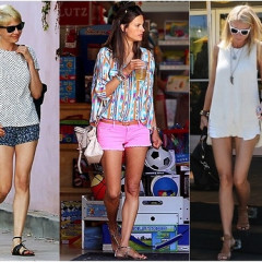 Get The Look: Celeb Labor Day Style