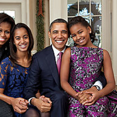 Malia And Sasha Obama: MIA From DNC For First Day Of School