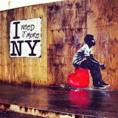 Photo Of The Day: NYC Street Art