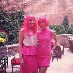 Ashley Taylor Bronczek And Mary Anne Huntsman Team Up For Susan G. Komen