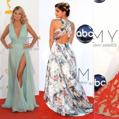 Red Carpet Report: Styles From Last Night's Emmy Awards