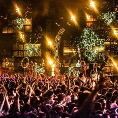 Photo Round Up: Electric Zoo 2012