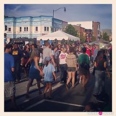 Instagramming Through H Street Festival 2012
