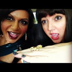 Inside The Emmys: Stars' Selfie Shots