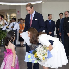 The Royals Head East: Will And Kate's Asian Adventure