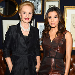 Last Night's Parties: Carolina Herrera Hosts A Dinner For Key To The Cure, The Young Patrons Of Lincoln Center Fall Gala, And More!
