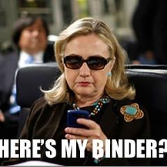 Preparing For Tonight's Debate With The Best 'Binders Full Of Women' Memes