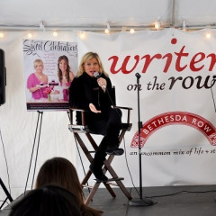 Photo Round-Up: Writers On The Row