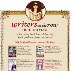 Celebrity Author Festival This Weekend At Bethesda Row