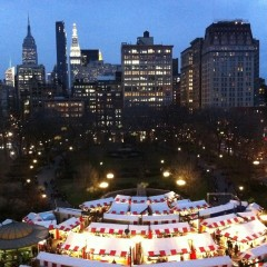 Photo Of The Day: Union Square At Dusk