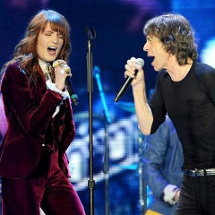 Eavesdropping In: Florence Welch, Eric Clapton Guest Perform With The Rolling Stones; Lindsay Lohan Drinks Two Liters Of Vodka/Day; L.A. Malls Launch Caviar Vending Machines; Rihanna & Chris Brown Update; Rainy Weekend