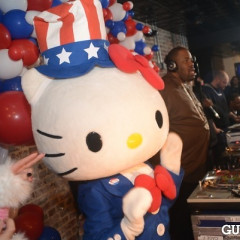Hello Kitty For President VIP Party Featuring Biz Markie