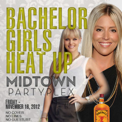 Bachelorette Babes Hosting Fireball Party This Friday At Midtown!
