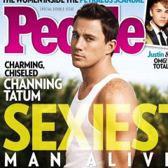 Eavesdropping In: Channing Tatum Manks As People's 'Sexiest Man Alive'; iPhone App Tests For Mood Disorders; Riot Police Descend On Flux Pavilion Show; WeHo Cops Pull Over Justin Bieber; Madonna Moons Audience For Sandy Victims