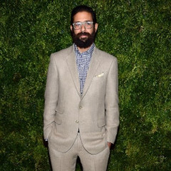 Daily Style Phile: 2012 CFDA/Vogue Fashion Fund Winner Greg Chait Of The Elder Statesman