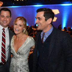 Last Night's Parties: Jennifer Lawrence, Bradley Cooper Premiere 'Silver Linings Playbook,' Jimmy Kimmel, Julie Bowen Honor ABC Entertainment Group & More