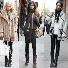 Steal The Street Style: Get Inspired By These Winter Looks