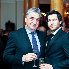 Last Night's Parties: Downton Abbey Comes To The British Embassy, Malaria No More, Naughty Or Nice, And More